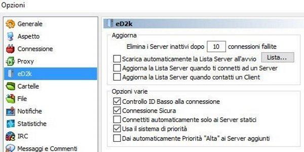 Server ED2K