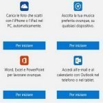 iPhone e iPad con l'app Phone Companion