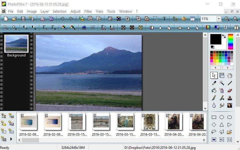 Disegno e modifica immagini i miglior software free for Programma di disegno software