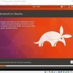 Installazione di Ubuntu con Windows da live USB